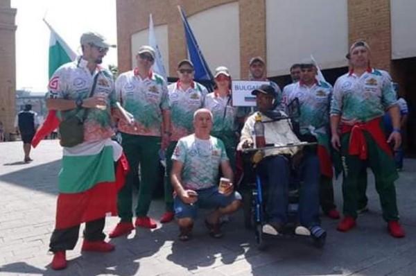 Националният отбор на България завърши на престижното девето място на