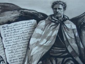Снимка: 146 години от обесването на Васил Левски! Поклон пред делото на Апостола