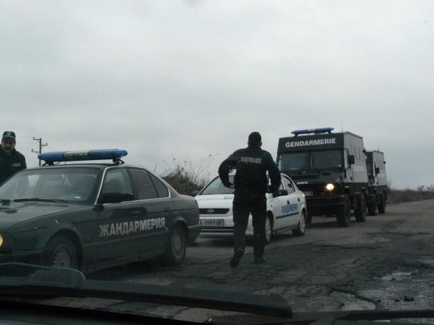 Снимка: Започна полицейска операция в страната