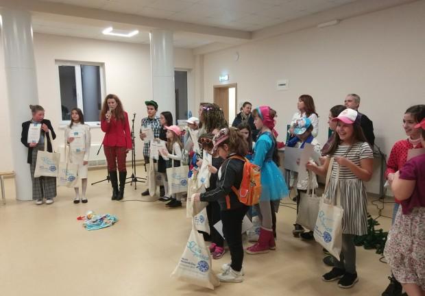 Младите таланти от театрална школа