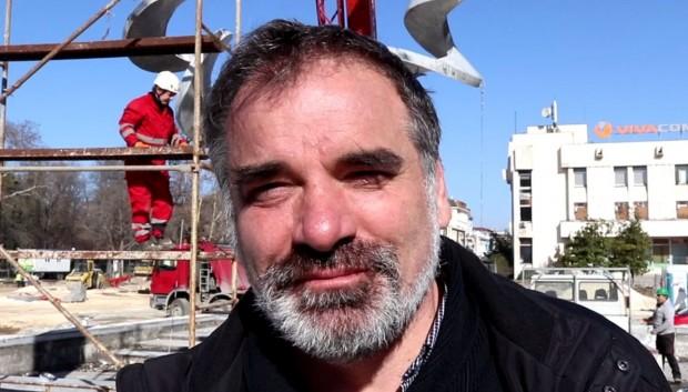 Жорж Трак застана пред камерата на Plovdiv24.bg, за да коментира