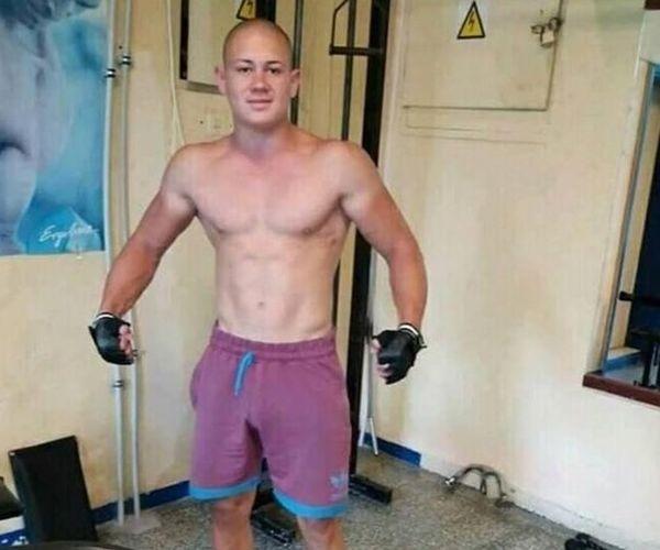 Снимка: Само един час преди да се предаде убиецът от Кюстендил шокиращо написа: Ne sm ybiec...