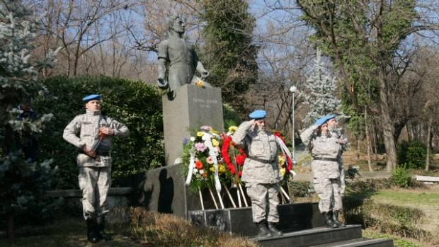 Снимка: Пловдив се поклони пред паметта на Апостола на свободата