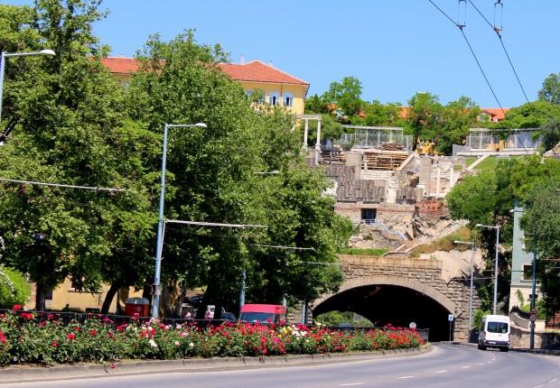 Снимка: Засаждат стотици рози по булевардите в Пловдив