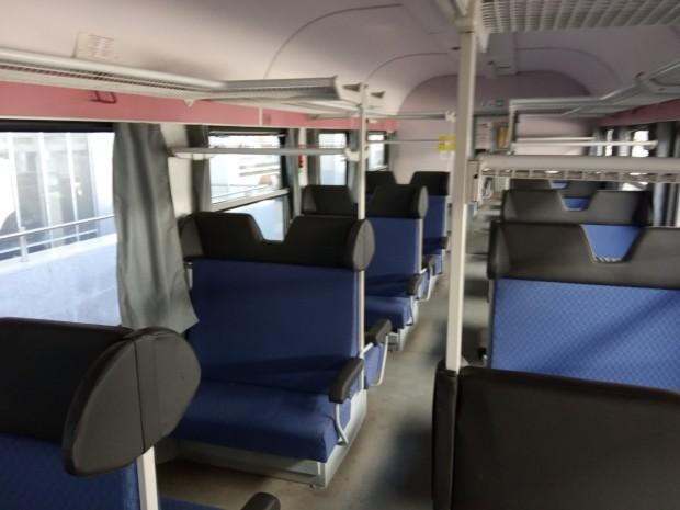 Снимка: Вижте обновените вагони на БДЖ