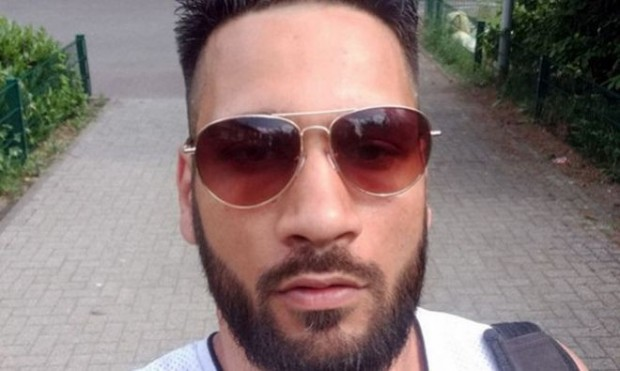 Снимка: 35-годишният турчин Левент е убиецът на легендата Шабан Шаулич