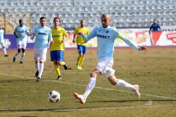 Дунав победи Верея с 1:0 в мач от междинния 22-и