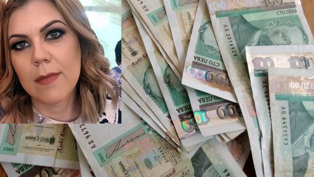 Снимка: Постоянен арест грози банковата служителка, присвоила близо половин млн. лв.