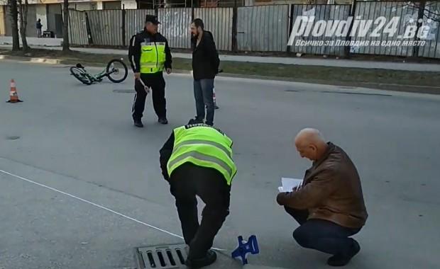 За инцидент в Пловдив от тази сутрин научи Plovdiv24.bg. Ето