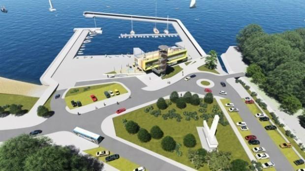 Процедурата по избор на изпълнител за новото рибарско пристанище в