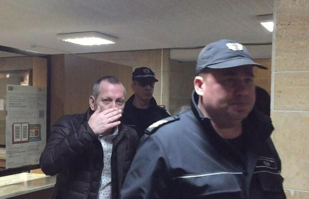 Стилян Петров - Хофмана и баща му Димитър днес се