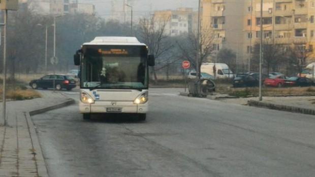Plovdiv24.bg получи сигнал относно масовия градски транспорт в Пловдив. Ето