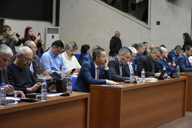 На редовно заседание на ОбС- Благоевград, местните парламентаристи приеха, с
