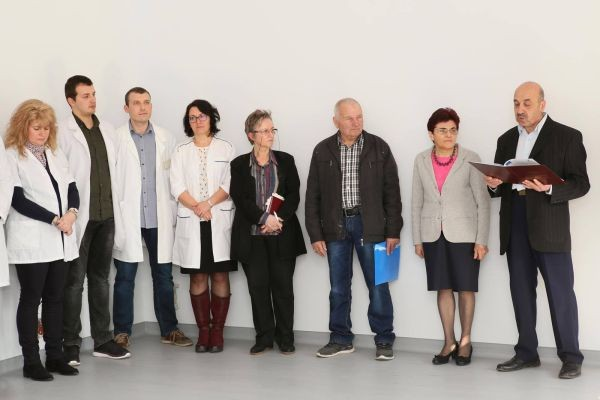 Учебна зала №10 на Факултета по фармация на Медицински университет-Пловдив