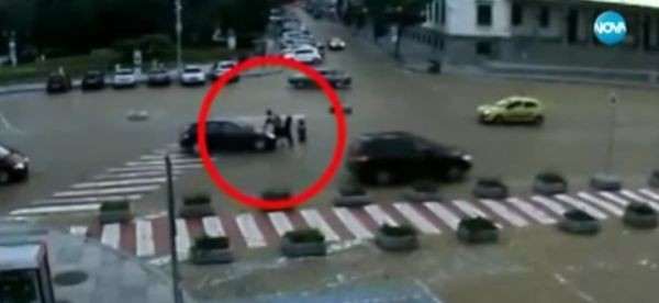 Хиляди пешеходци в нарушения на пътя. Така изглежда равносметката на