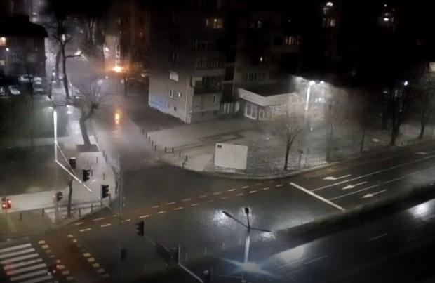 Снимка: Синоптиците познаха: Обилен снеговалеж над Пловдив