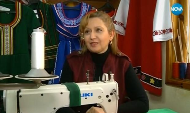 В навечерието на 3 март една българка от град Първомай,
