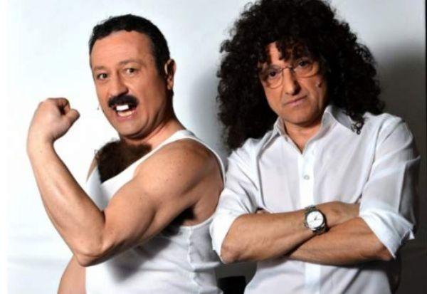 Снимка: Попиляха Рачков и Зуека с негативни коментари заради нелепа пародия