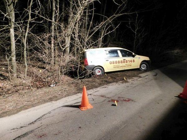 Снимка: Изнесоха потресаващи подробности за Сали, който уби таксиметровия шофьор