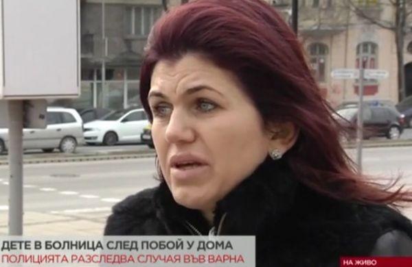 Снимка: Баща преби зверски дъщеря си във Варна, провеси я през терасата!