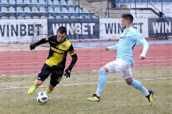 Дунав завърши 1:1 като домакин наБотев (Пловдив) в мач от