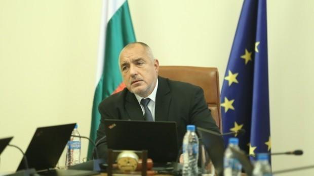 Снимка: Борисов: Поклон пред подвига на героите, постигнали свободата на България!