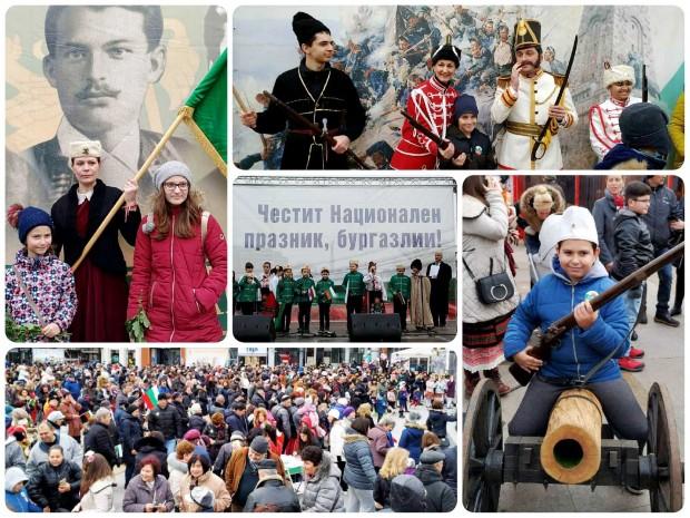 Burgas24.bg. Инициативата, която се провежда за пръв път, бе посрещната