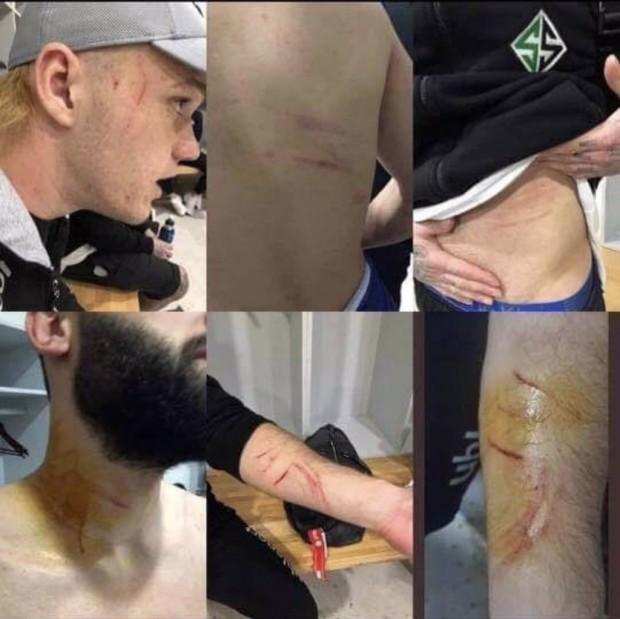 Футболистът на третодивизионния турски Амедспор Мансур Чалар се оказа изключителен