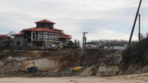 Снимка: РДНСК подхваща строителството в местността
