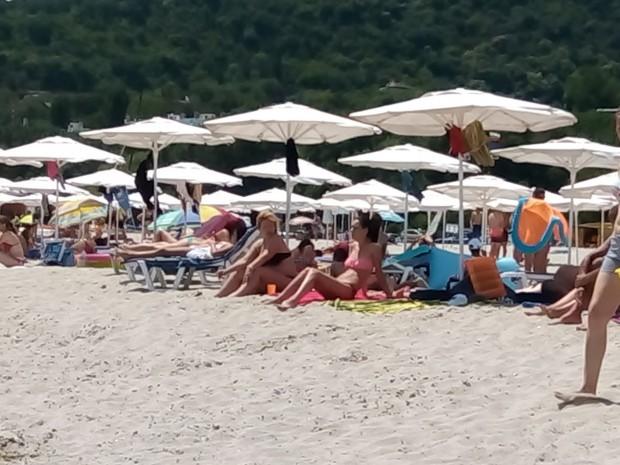 Снимка: С 25% по-малко туски туристи това лято