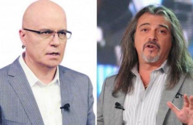 Снимка: Войната между Халваджиян и Слави се разгаря! Дали Трифонов ще се задържи в bTV?