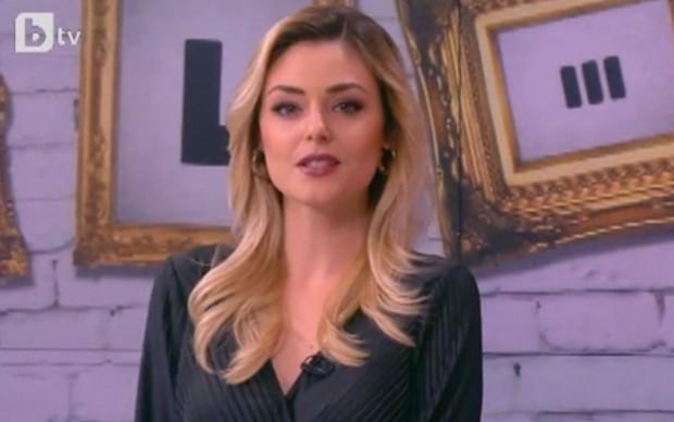 Журналистката Поли Гергушева дебютира ударно като водеща на светското предаване
