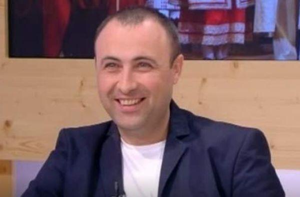 Руслан Мъйнов свали 25 кг преди 7 г. и оттогава