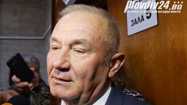 Георги Джевизов, по прякор Жоро Плъха, който на 2 март