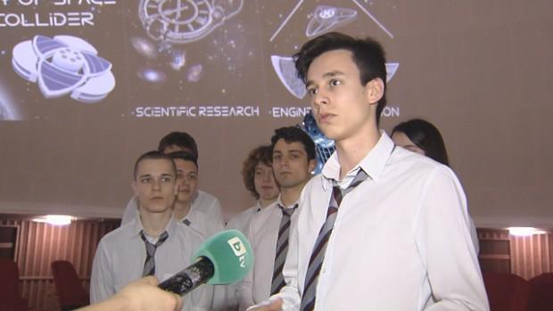 Пореден голям успех на български ученици в най-трудния конкурс на