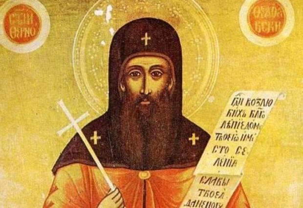 На 24 март православната църква почита паметта на Св. преподобни