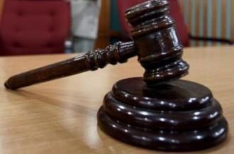 >След постигнато в съдебна зала споразумение и признаване на вина,