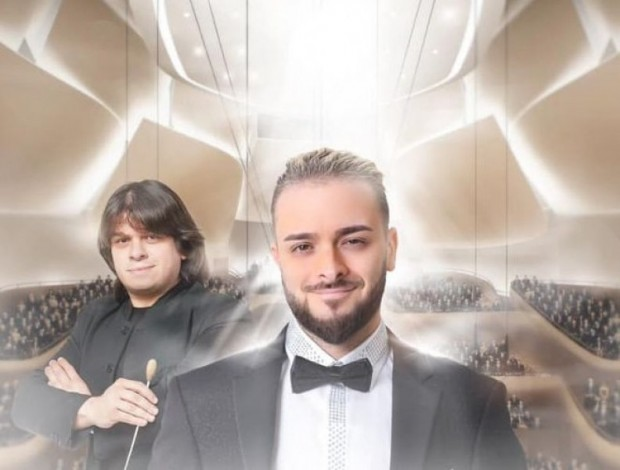 Псувни и обиди отнесе диригентът на Разградската филхармония Левон Манукян!