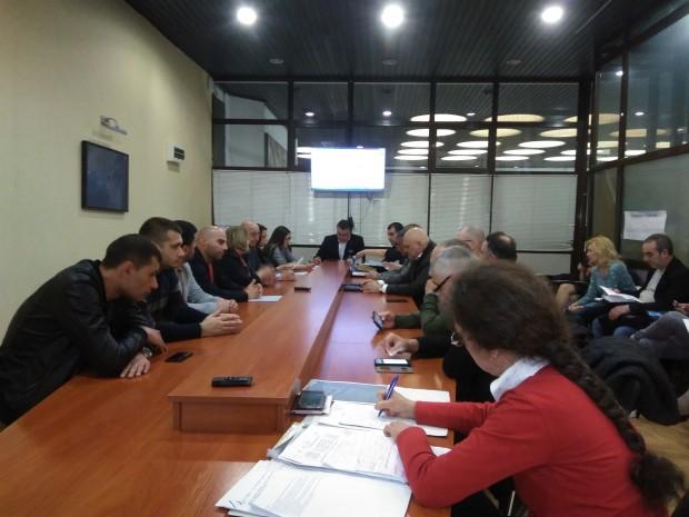 Общинските съветници одобриха проекта за ПУП-ПРЗ на Аспарухов парк –