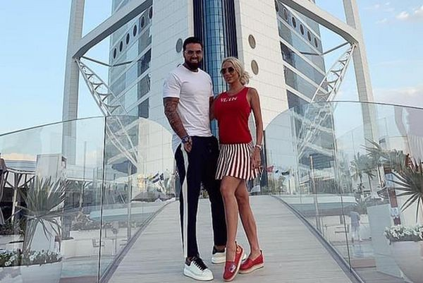 Снимка: Златка Райкова ражда в петзвезден лукс в Дубай?