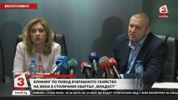 Задържаният днес на жп гара Горна Оряховица предполагаем убиец на