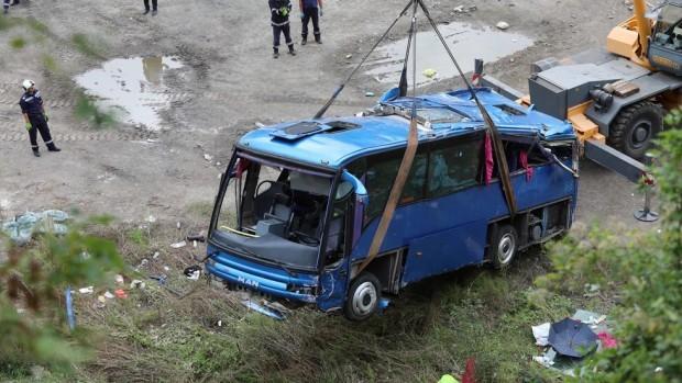 Нова твДнес действията на прокуратура по разследването на тежкия пътен