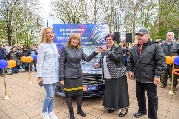 Днес Български спортен тотализатор организира специален ден за печалби в