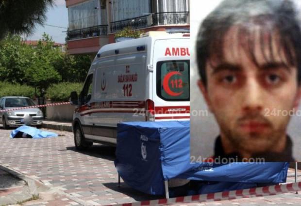 31-годишният нашенец Теннур Илязов застреля бившата си приятелка и майка