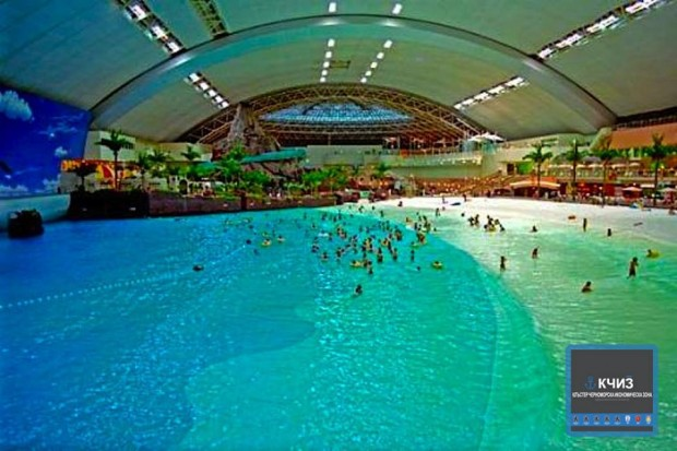 Уникален проект предвижда изграждането на Аквапарк с изкуствен плаж във