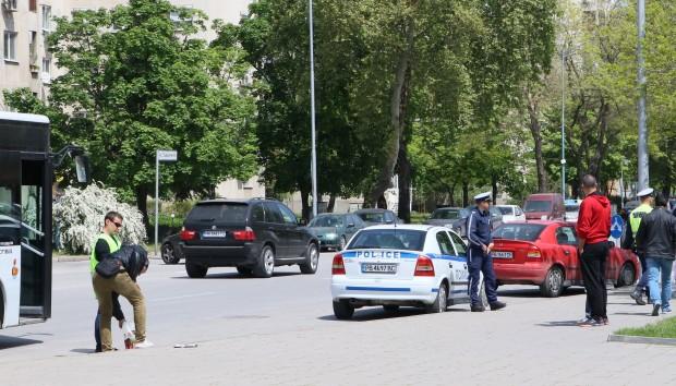 Арестуваха шофьора на автобуса, убил човек в Пловдив!