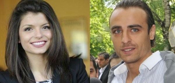 Футболната звезда Димитър Бербатов върти тайна любов с моделката и