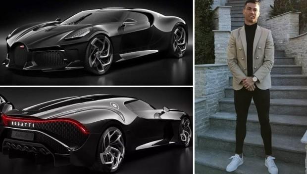 Кристиано Роналдое запален автомобилен колекционер, любител на мощните двигатели и