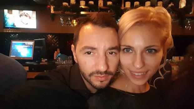 > С Василева Гръбчева34-годишният арменец дал обета преди няколко години,