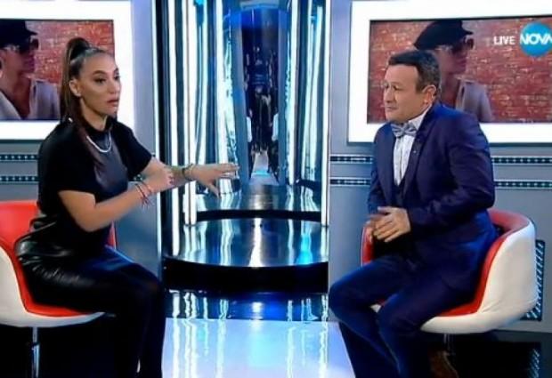 Поп певицата Мария Илиева е възхитена от работата си с